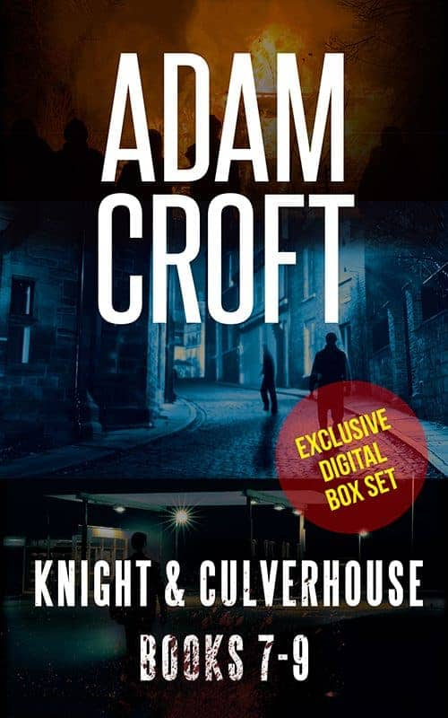 Knight & Culverhouse Box Set – Books 7-9