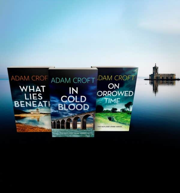Rutland crime series, books 1-3